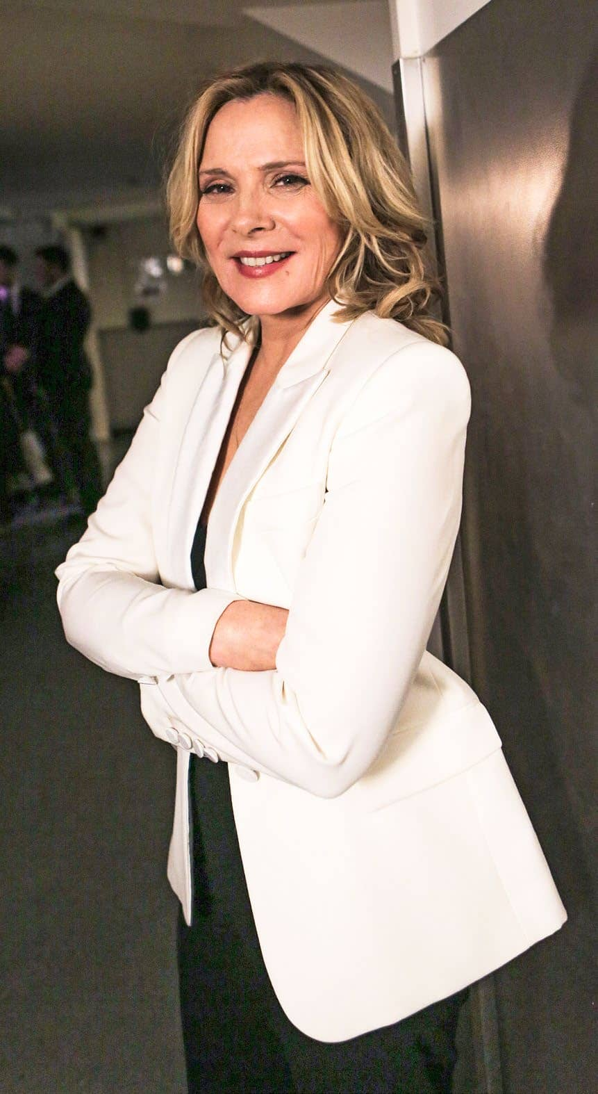 Kim Cattrall Finding JOY in LETTING GO