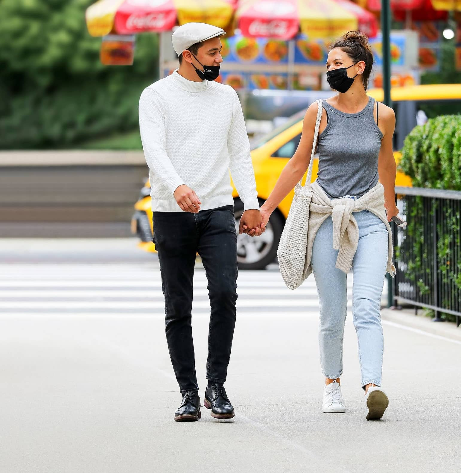 Katie Holmes: Ready To Elope?