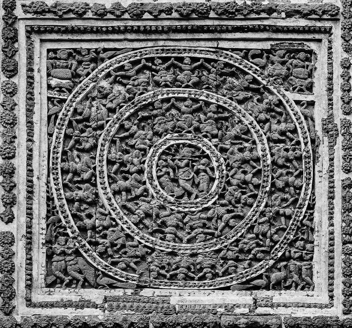 Monumental Terracotta