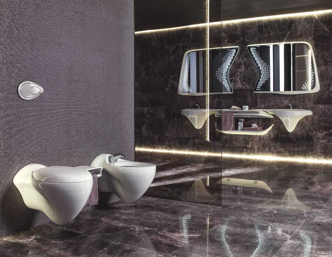 Redefining Bathroom Luxury