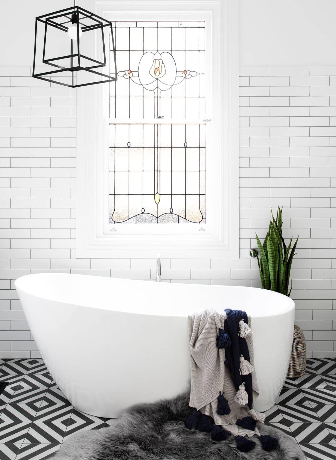 Bathrooms: Pulling Focus