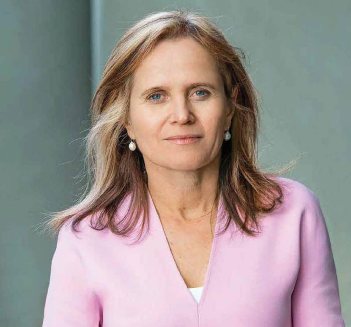 THE WOMEN WHO MADE ME: PROFESSOR SHARON LEWIN