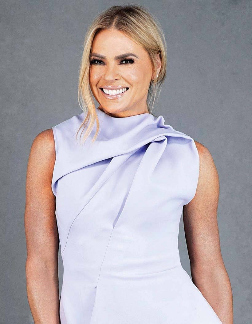 THE WOMEN WHO MADE ME - SONIA KRUGER