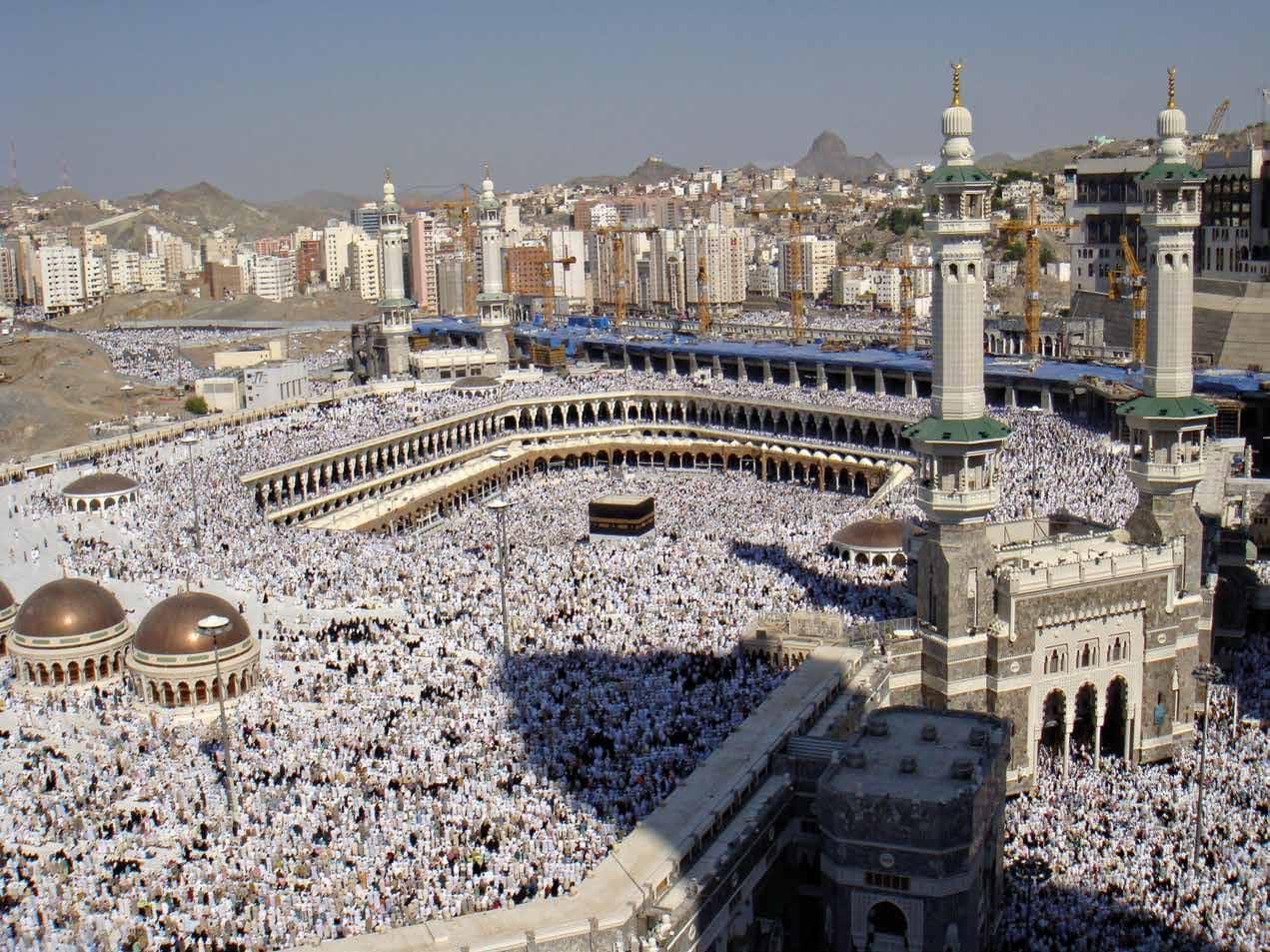 The scientific guide to: The Hajj