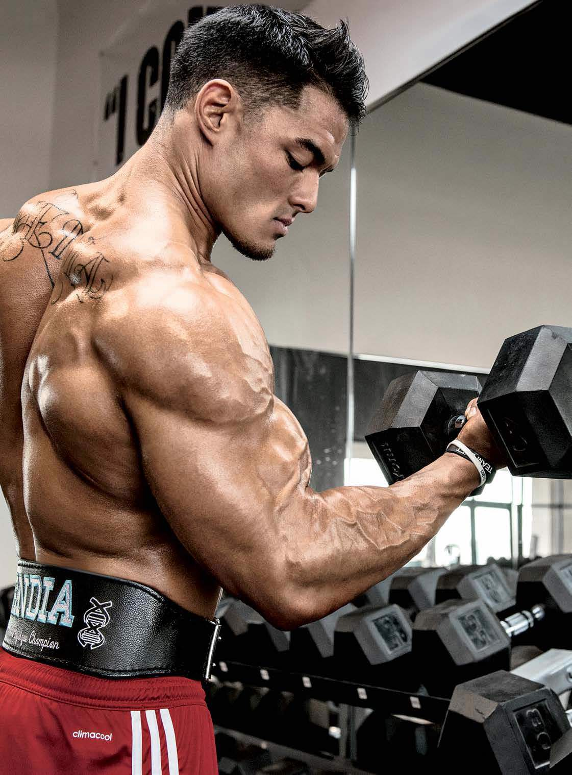 Jeremy Buendia: Aiming For The 5th