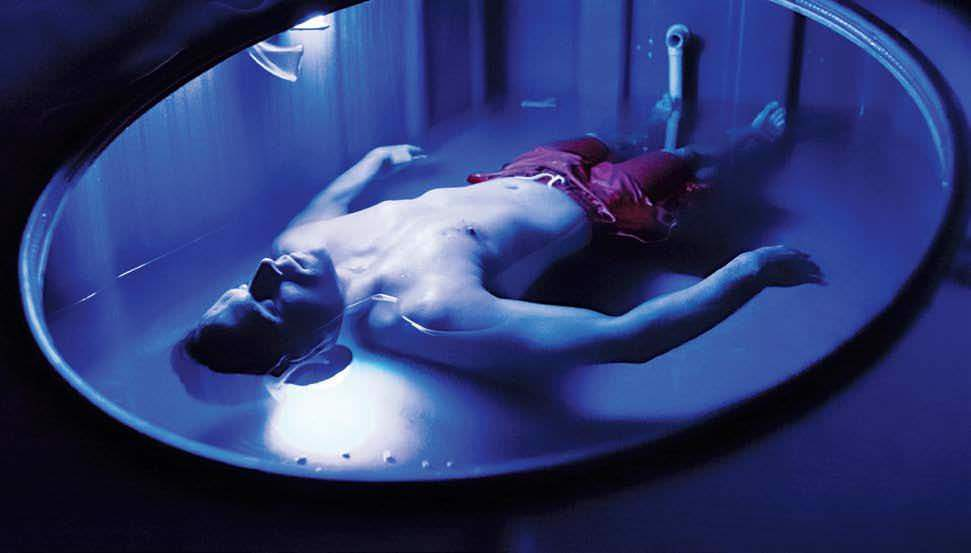 Do Float Tanks Boost Recovery?