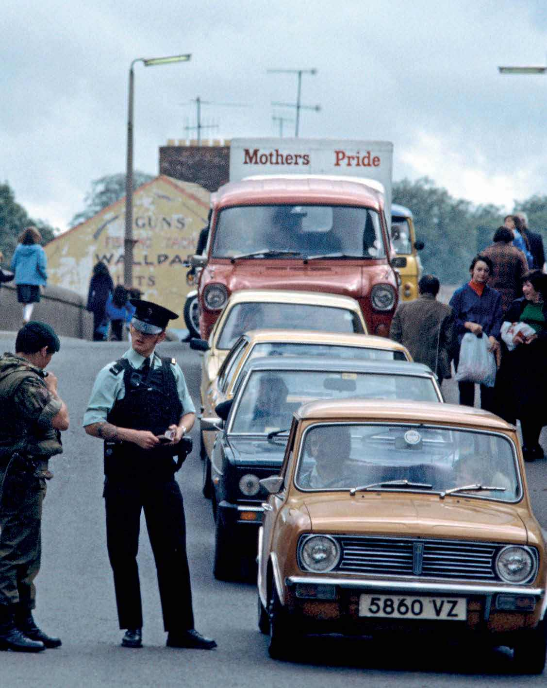 Northern Ireland:Brexit, Borders And Back To The Future
