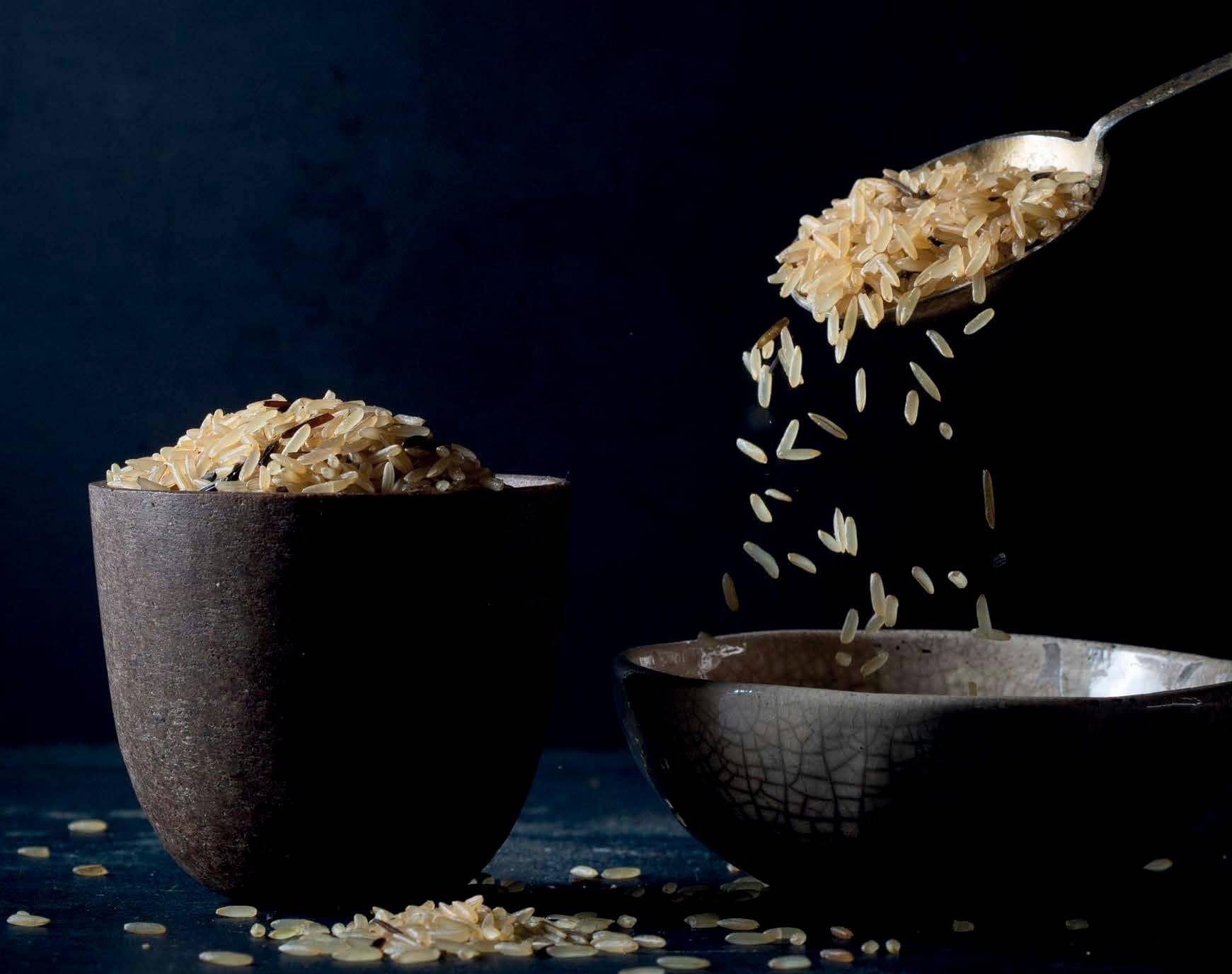 Secret Ingredient: Rice