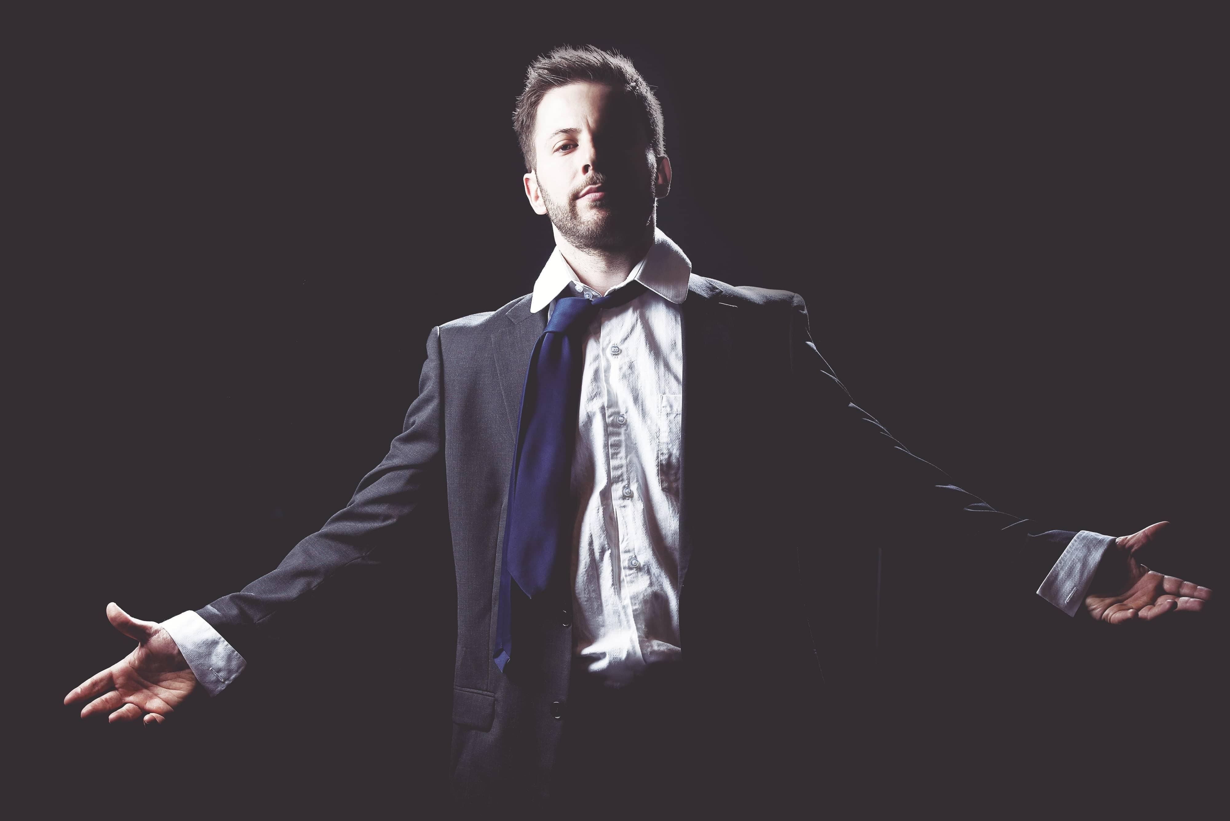 Tom Pain (Basado En Nada) Brilla Luis Arrieta En Monologo