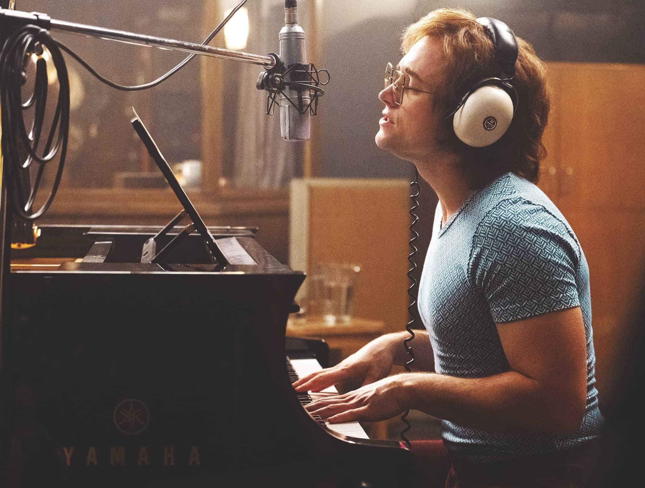 Rocketman El Fantastico Viaje Por La Vida De Elton John