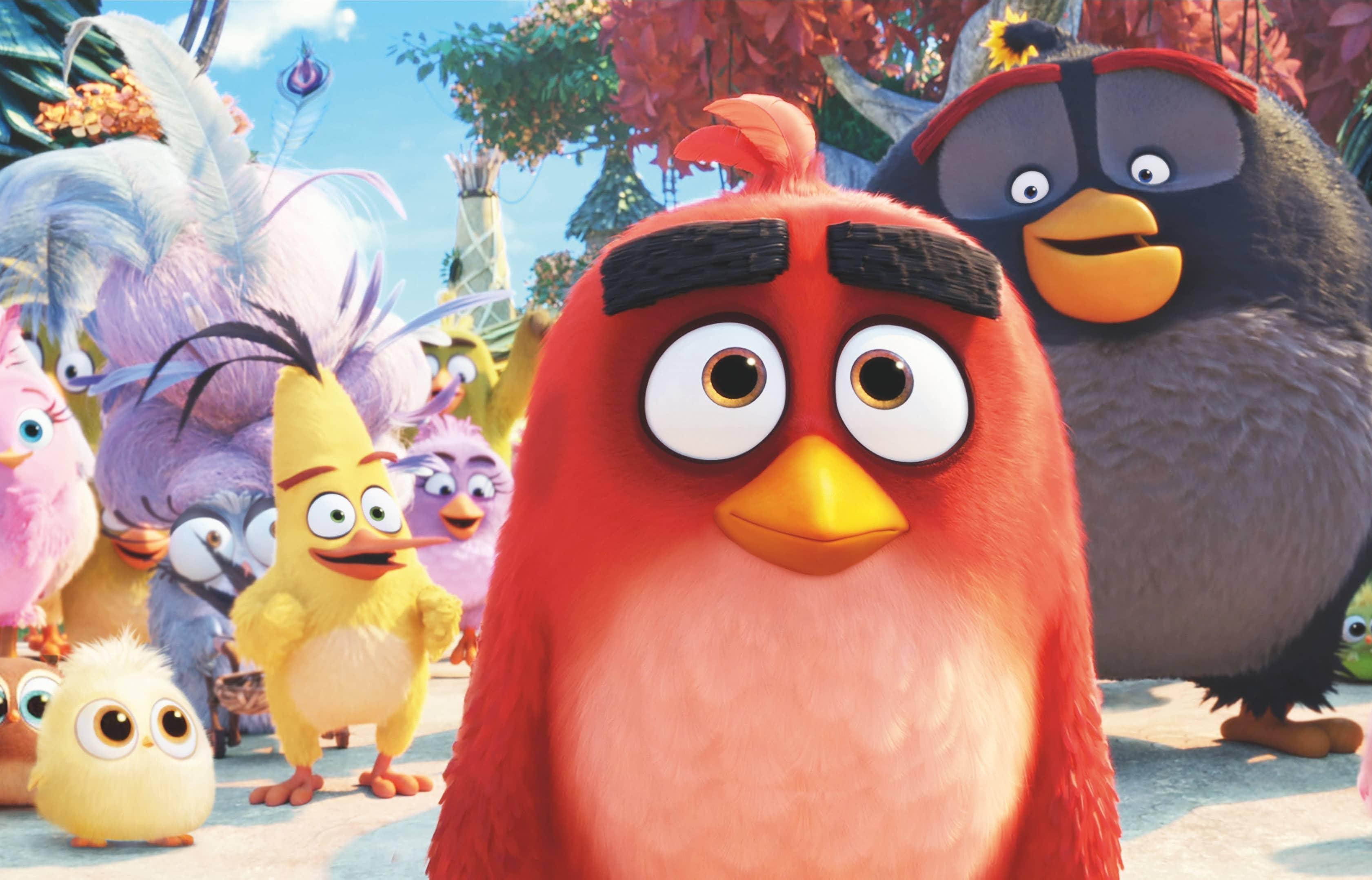 """Angry Birds 2, La Película Derbez: """"Los Mejores Jefes No Son A Quienes Les Temes, Sino A Quienes Admiras"""""""