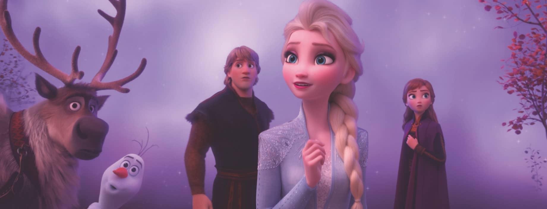 Frozen II El Lazo Entre Elsa Y Anna Es Puesto Nuevamente A Prueba