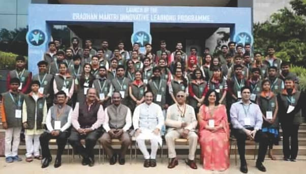 'Pradhan Mantri Innovative Learning Programme - Dhruv' Launched