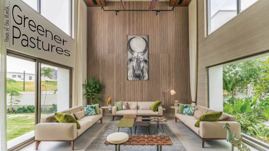 House Of The Month: Greener Pastures