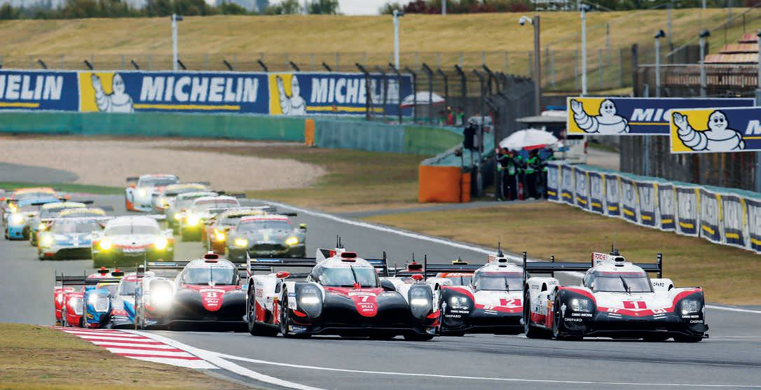 Porsche Clinches Titles In China