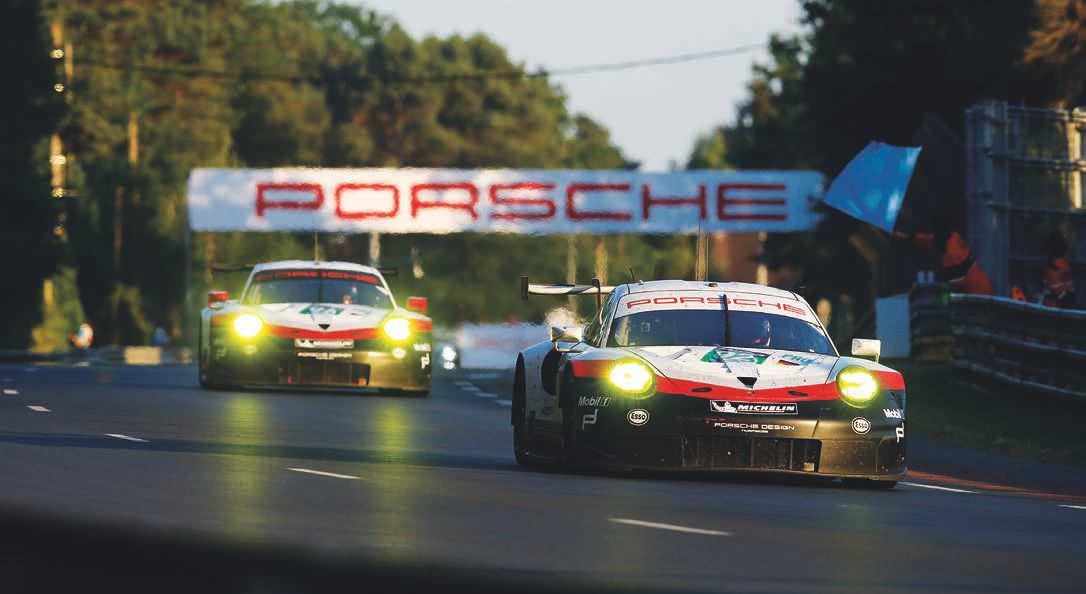 Porsche To Race Four Cars At Le Mans