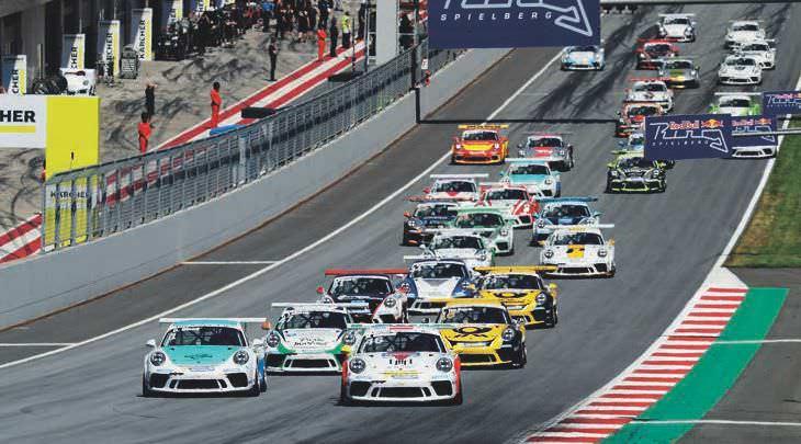 Carrera Cup Deutschland Shake-Up