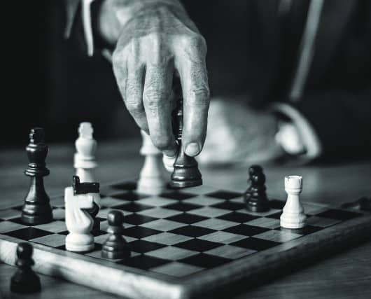 The Gut Of Strategy