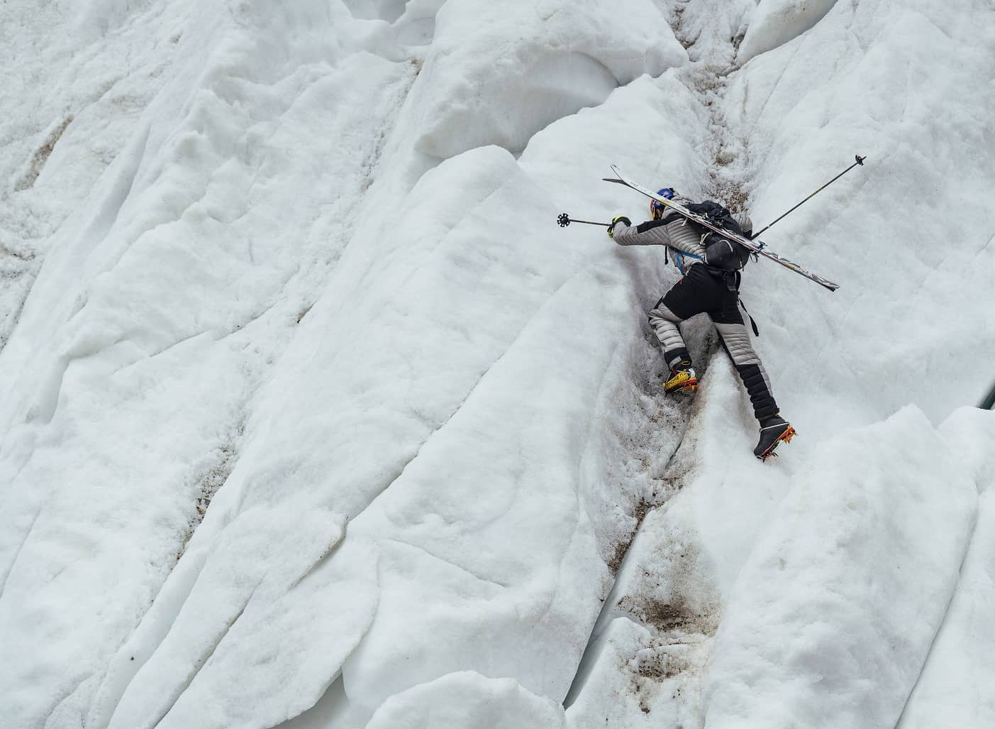 K2 The Impossible Descent