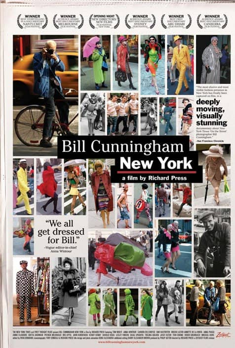 Movie Review Bill Cunningham New York