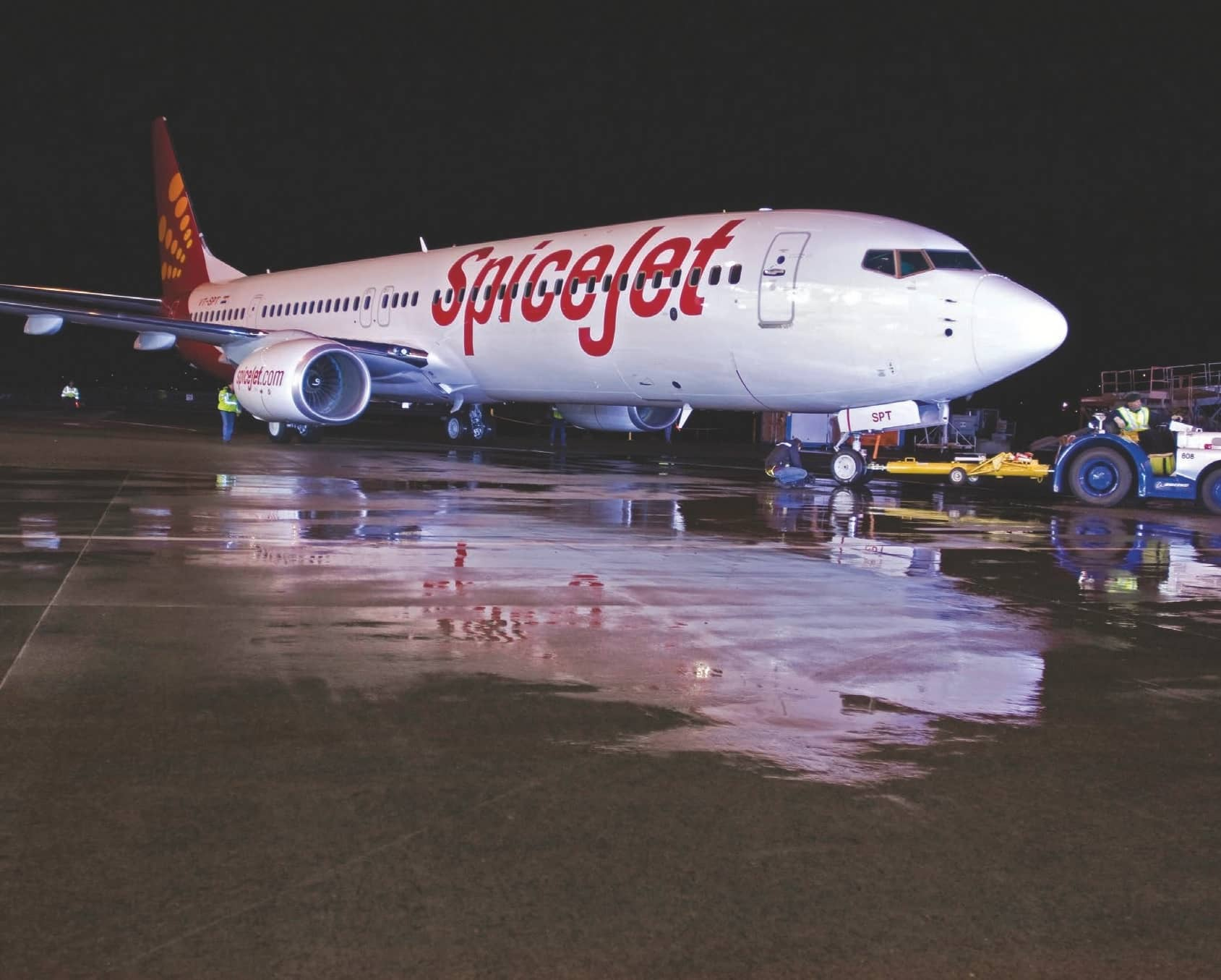 Spicejet Makes King's Move