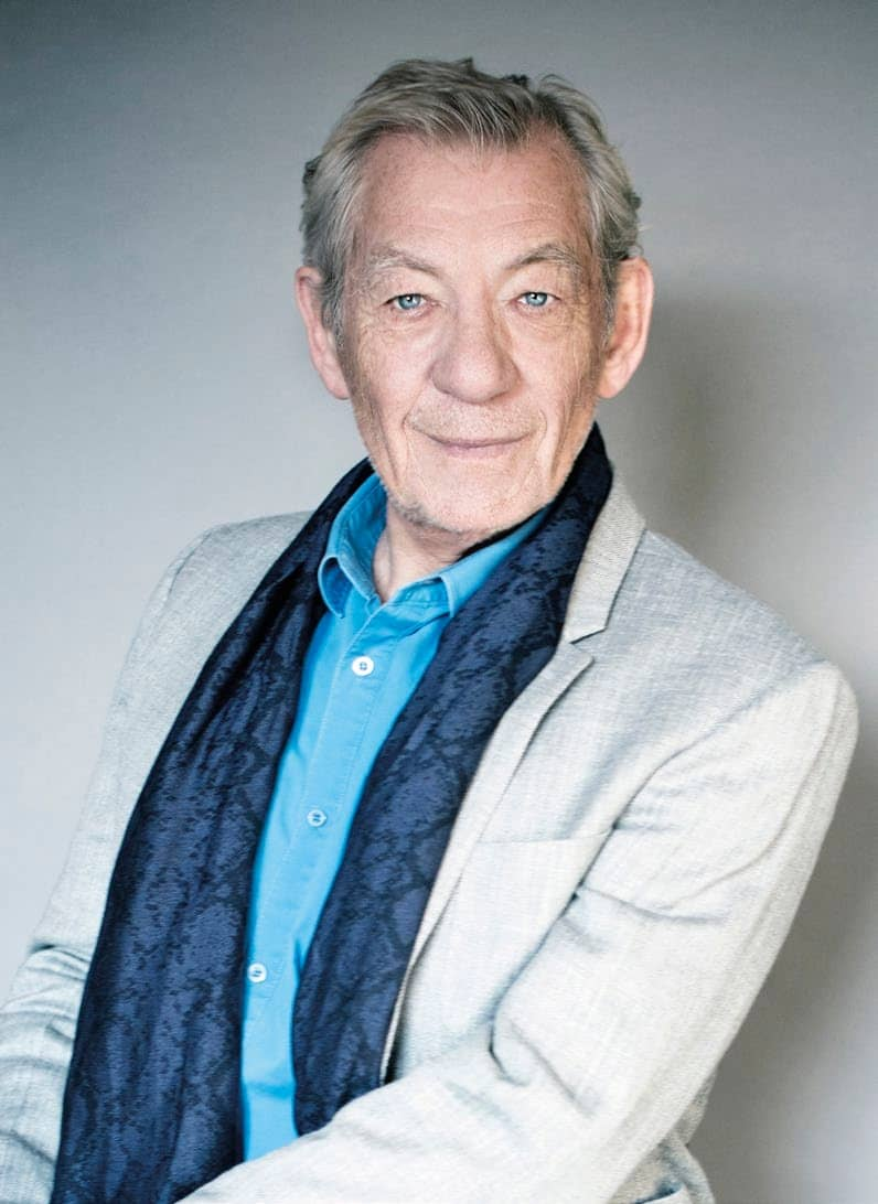 """Sir Ian Mckellen: """"Life Would Be Boring Without Laughter"""""""