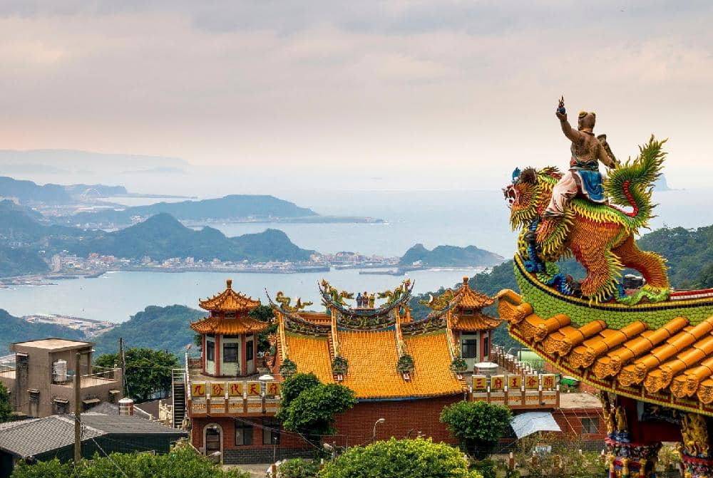 The Magic Of Taiwan