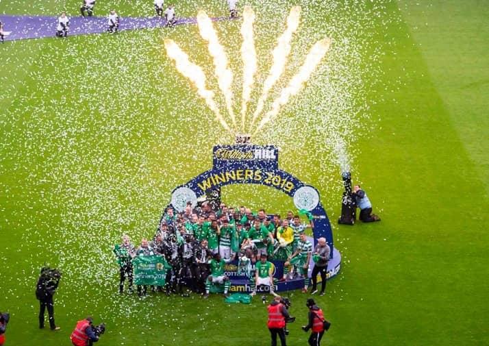 Celtic First Scottish Club To Break Into European Top 30