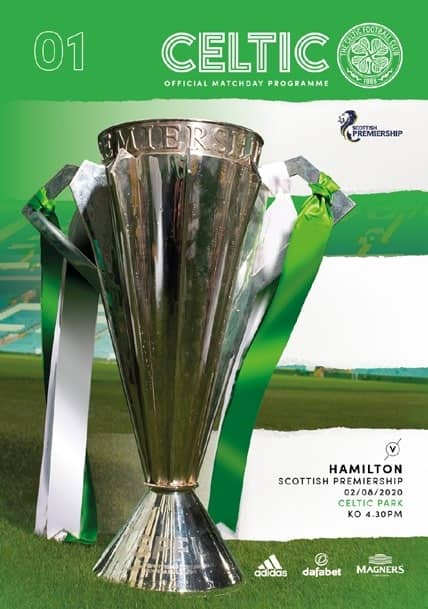 Order Your Match Programme For Season Opener