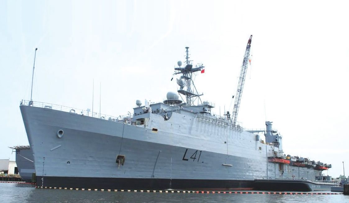 Indian Navys LPD Procurement Picks Pace