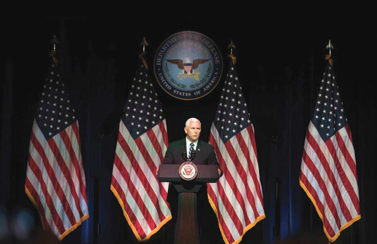 The Importance Of A Space Force
