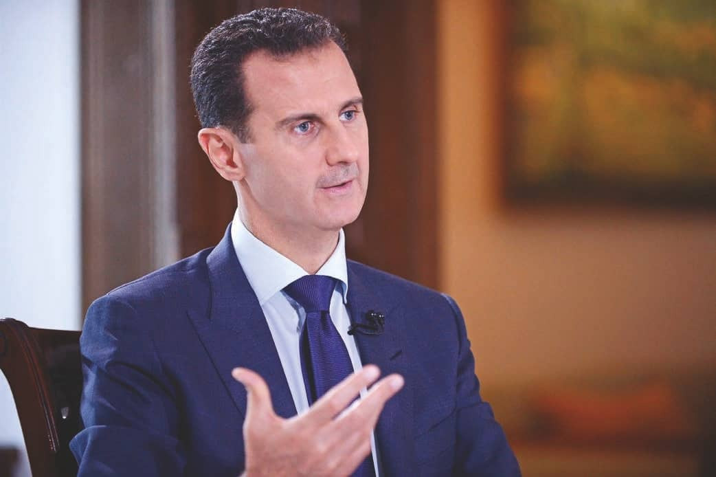 Assad Will Be The Real Beneficiary