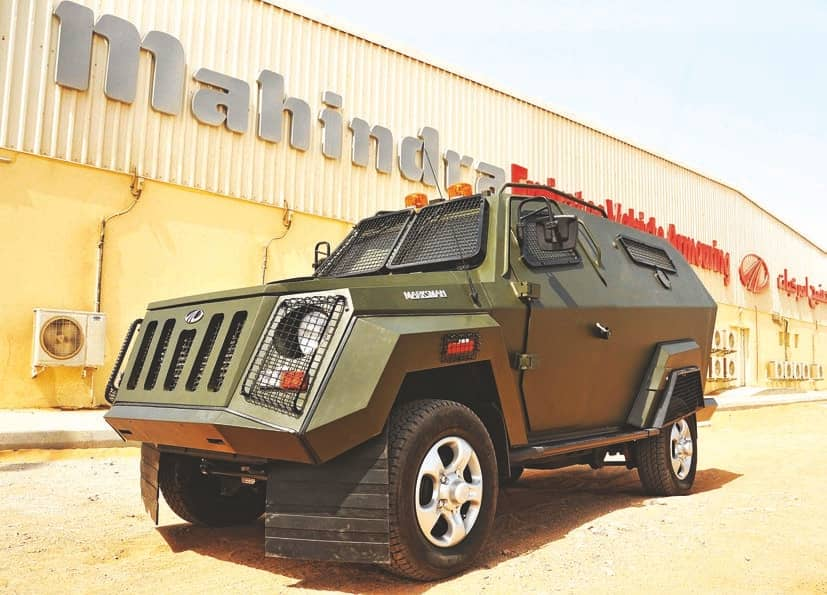 DEFENCE VEHICLES EXEMPTED FROM BHARAT STAGE-6 EMISSION NORMS