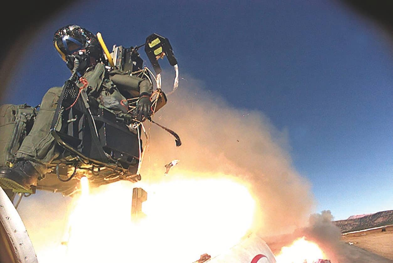 EJECTION SEAT SAGA REDEFINING THE NEW NORMAL OF COMBAT AVIATION