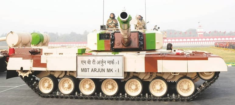 TRACKED METAL BEASTS OF THE INDIAN ARMY