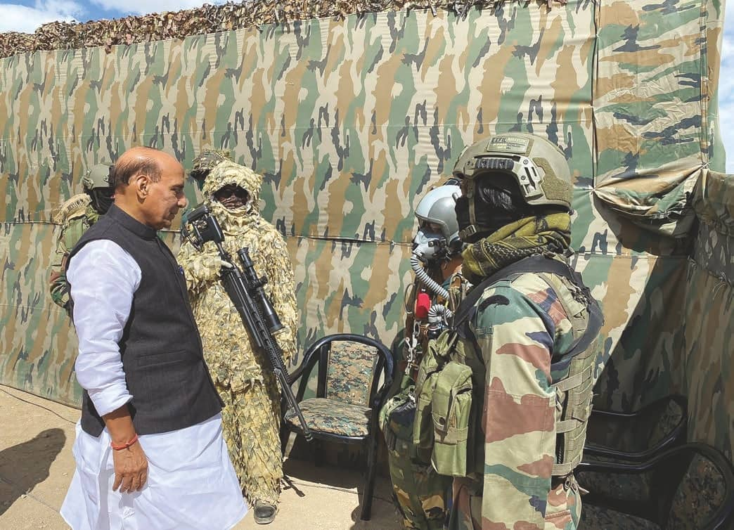 SHOOT TO KILL: RAPID INFANTRY MODERNISATION IS NEED OF THE HOUR