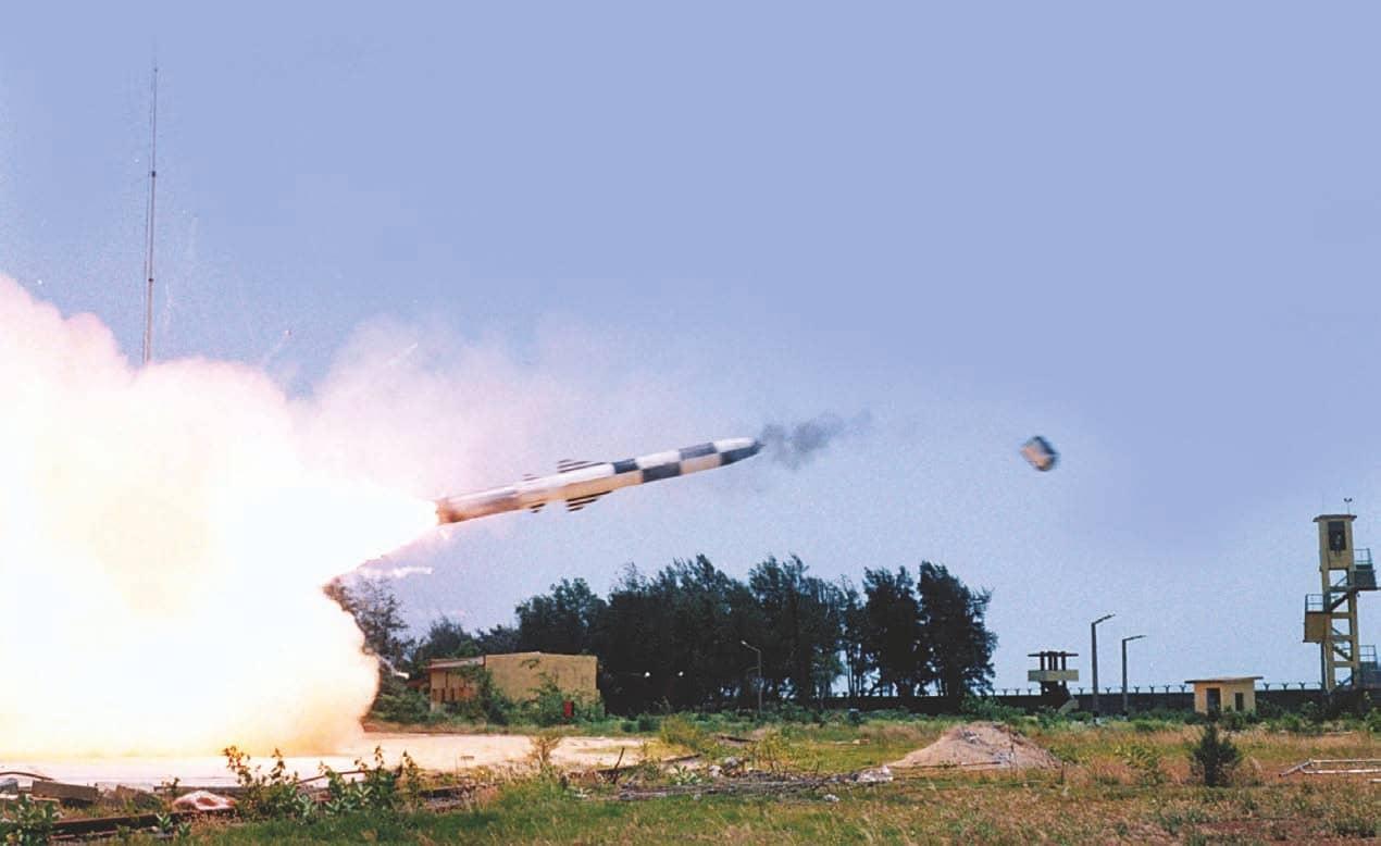 INDIAN MISSILE TESTS SHOW URGENCY