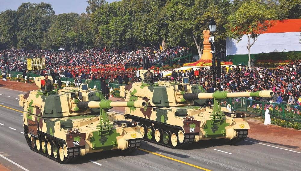 THE FUTURE OF INDIAN ARMS PRODUCTION