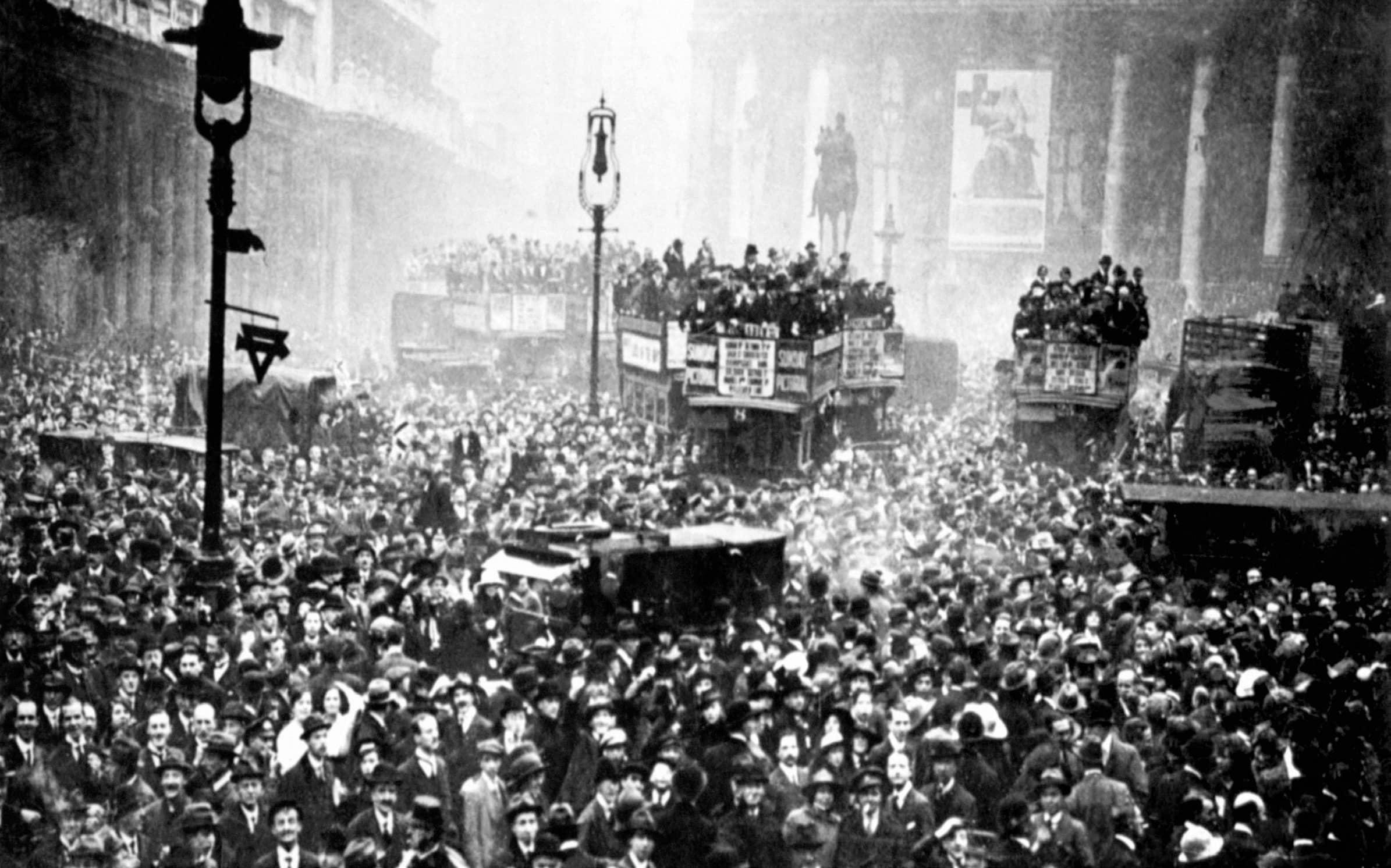 November 11, 1918: The Hour of Deliverance