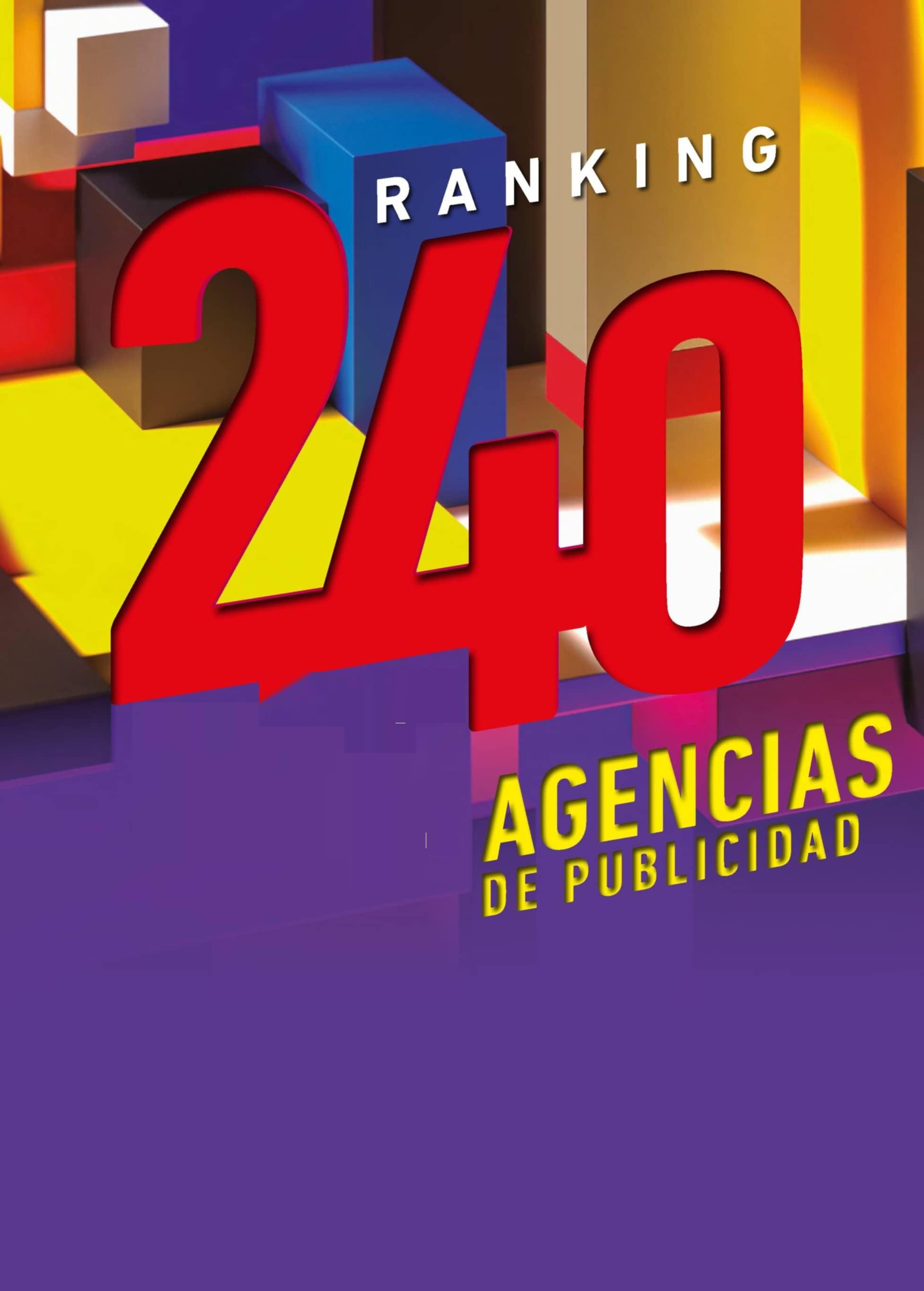 RANKING 240 AGENCIAS DE PUBLICIDAD