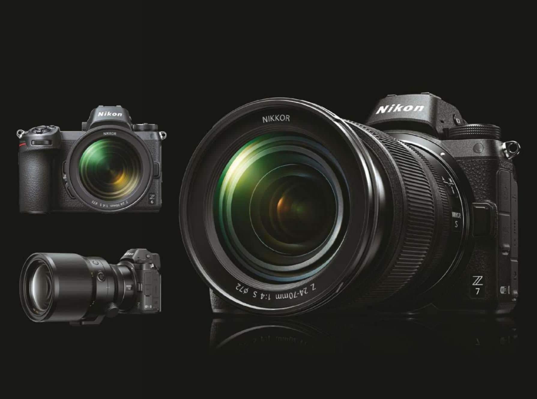 Nikon Finally Confirms Its New Z Mirrorless System