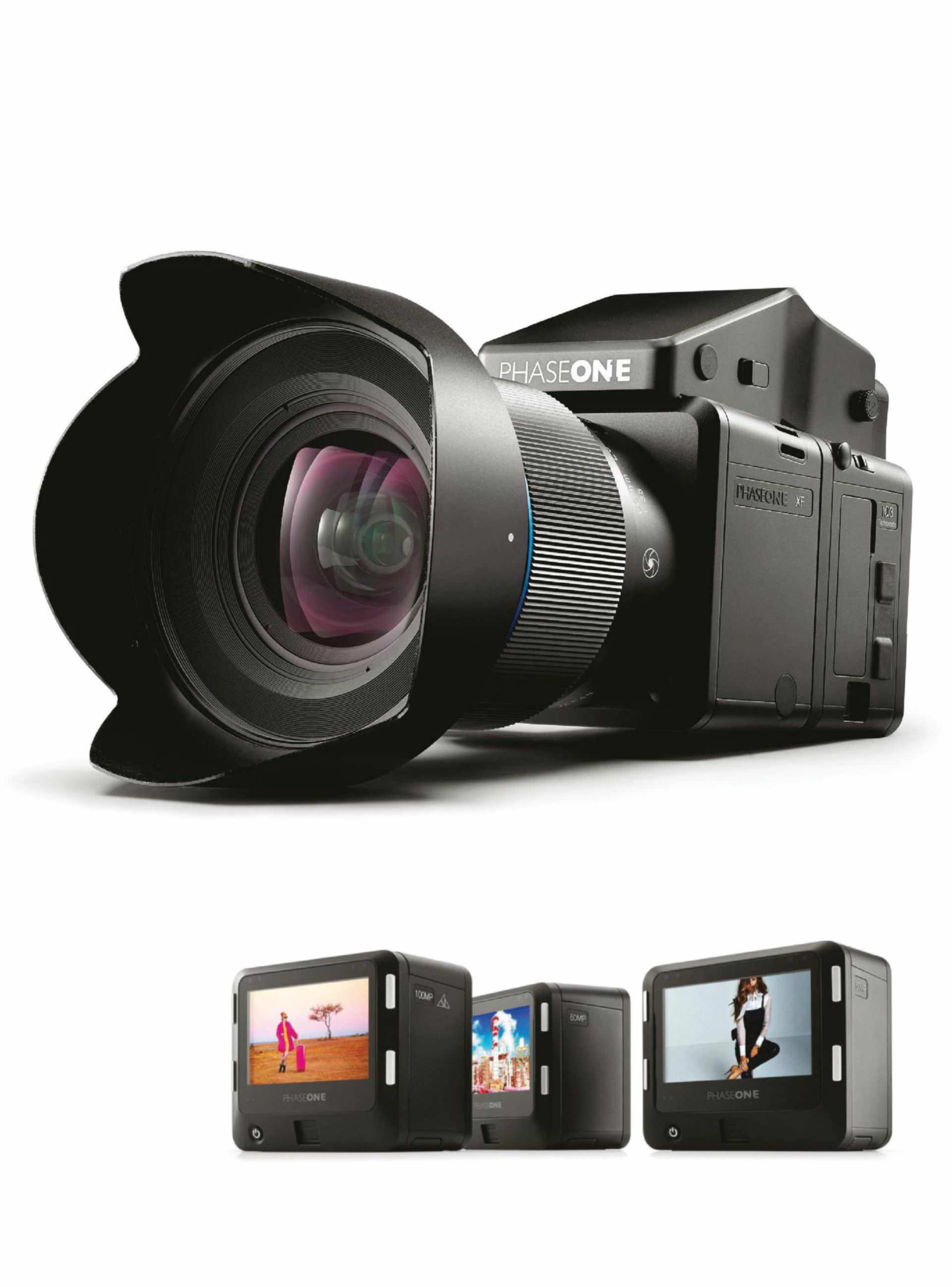 XF IQ3 50MP Camera System