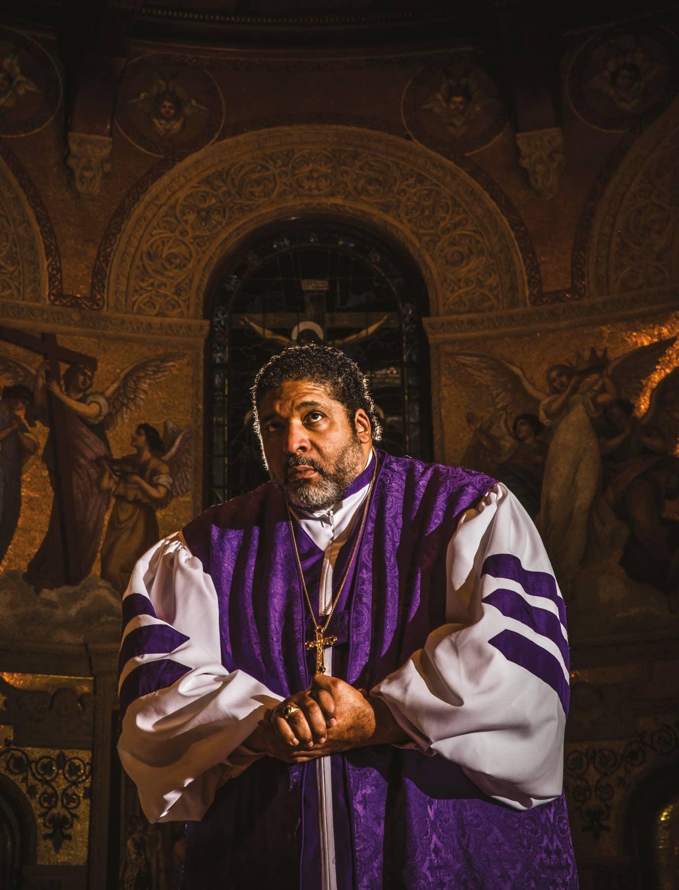 Man In His Domain The Reverend William J. Barber II