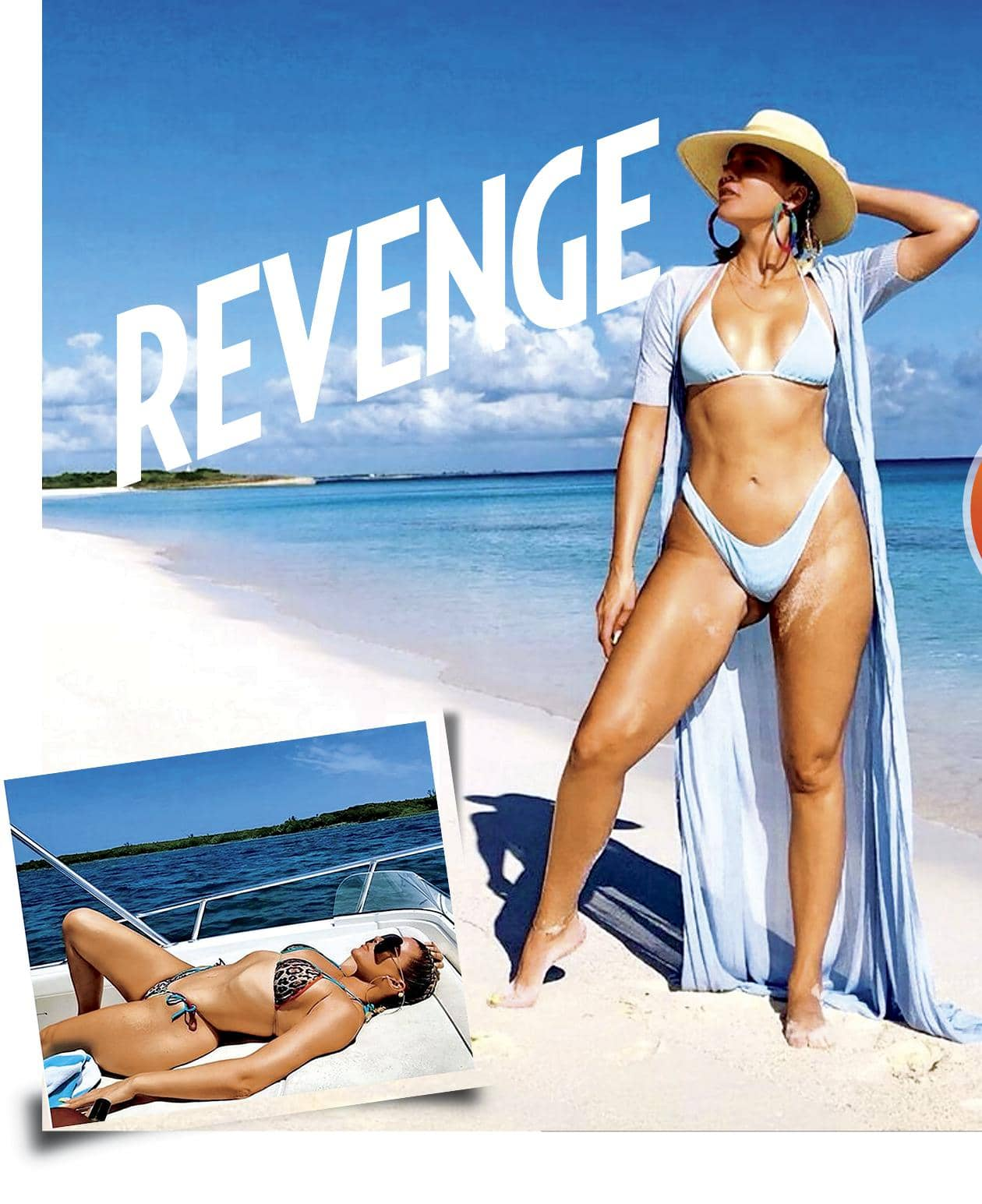 How To Get Your Own Revenge Body