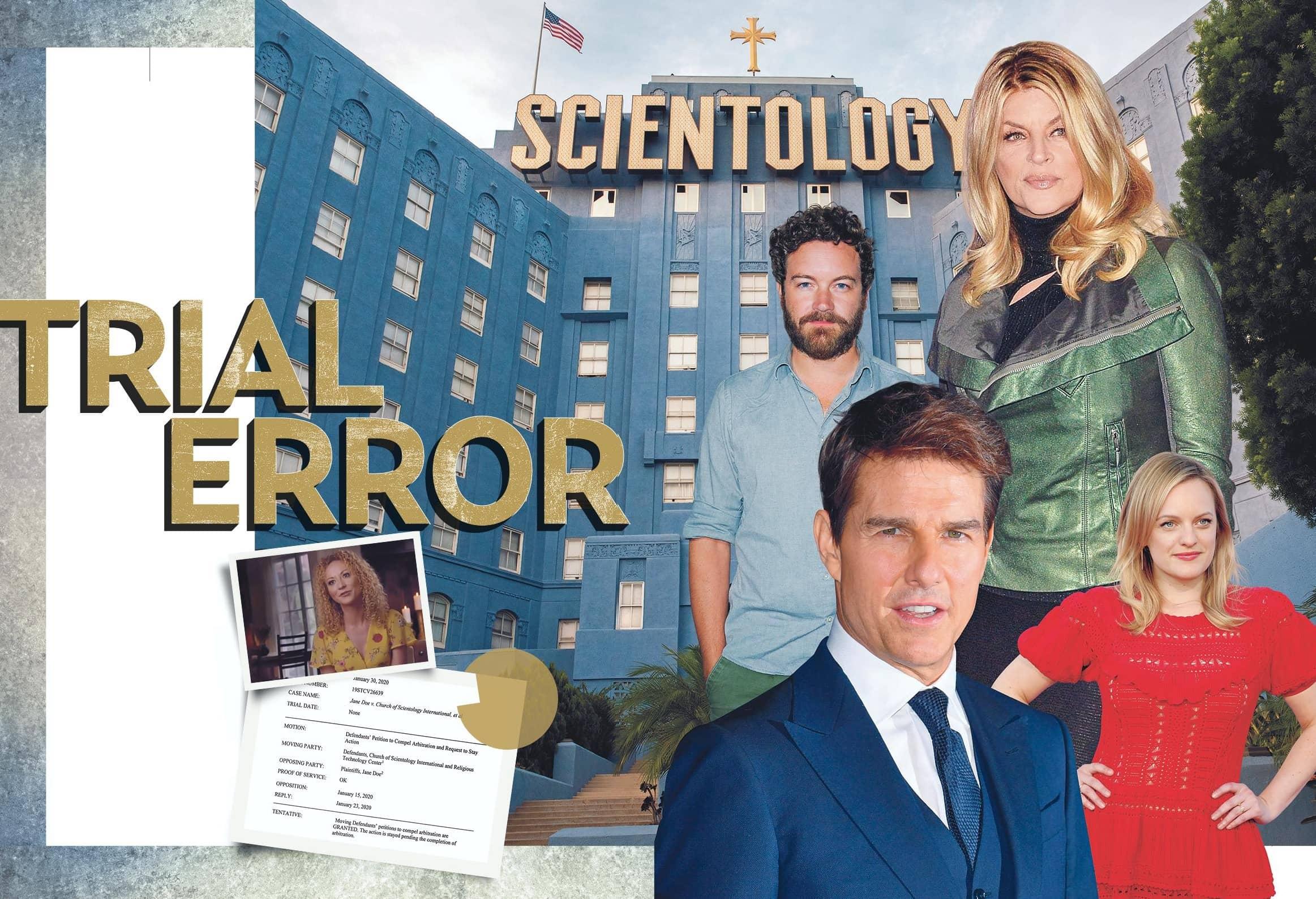 Scientology Scandal TRIAL & ERROR