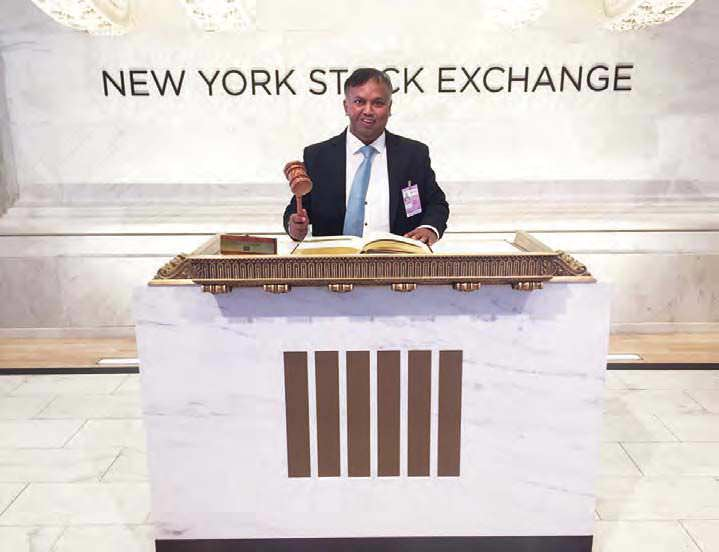 Tech Talk At NYSE: Devops, Design Thinking And Industry 4.0