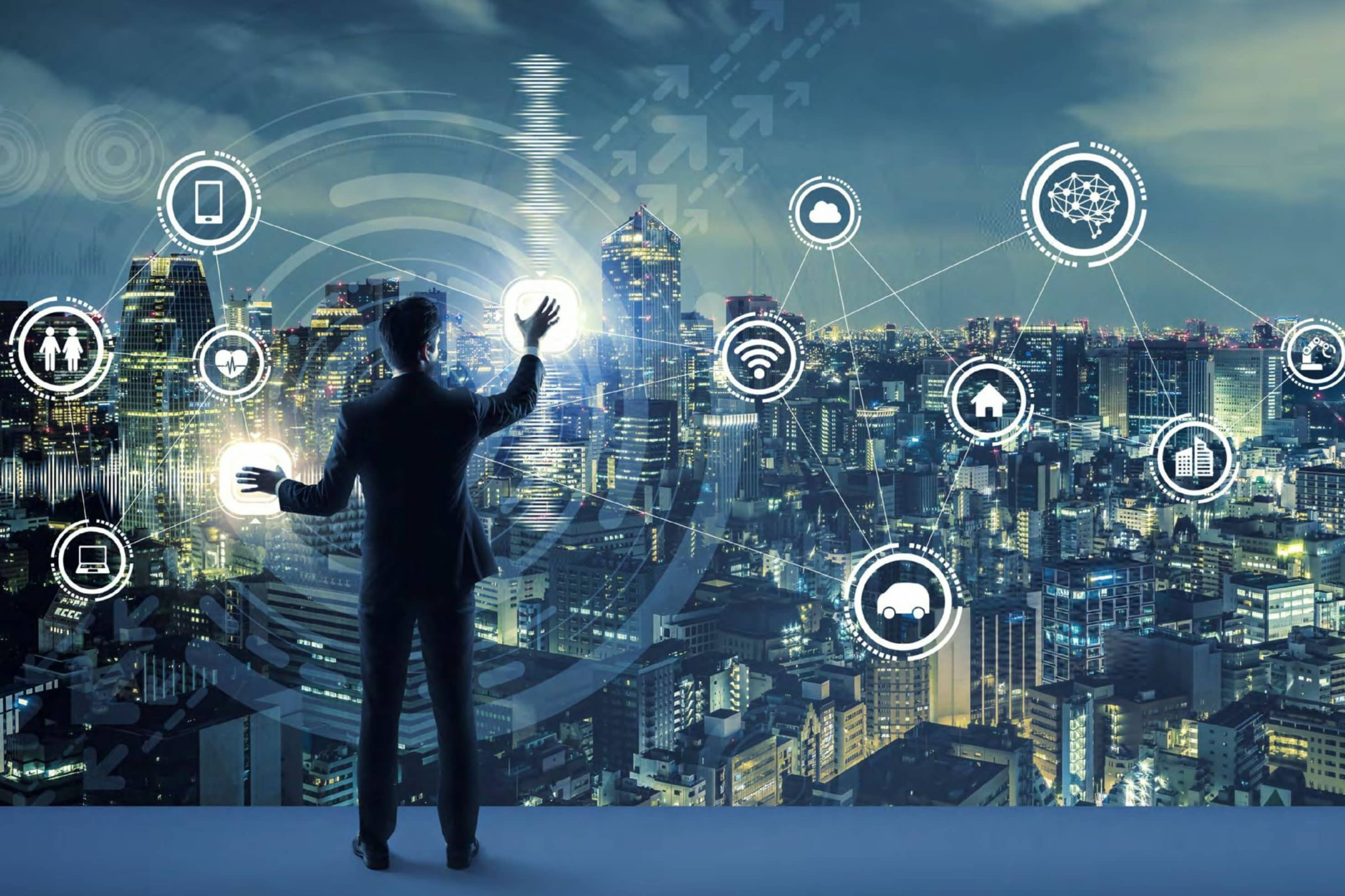 Exploring The Field With Iot