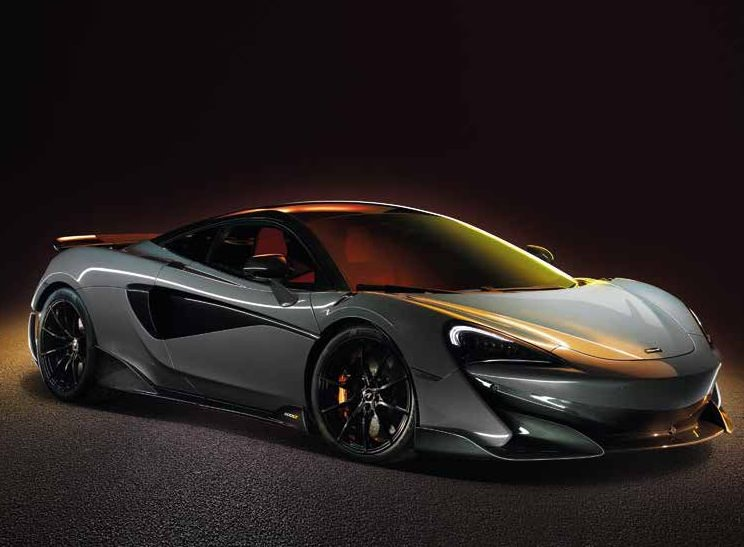 McLaren 600LT, the next chapter in the McLaren 'Longtail' story