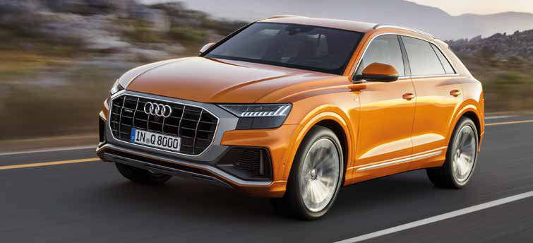Audi Q8 To See Europe Launch In 3rd Quarter Of 2018