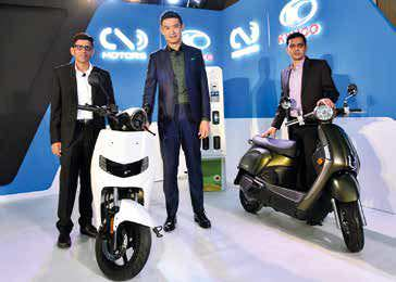 Twenty Two Motors, Kymco Of Taiwan Join Forces